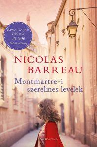 Montmartre-i szerelmes levelek Nicolas Barreau